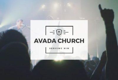 Free Website Templates - Church