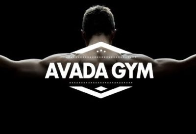 Free Website Templates - Gym
