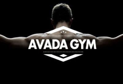 Free Website Templates - Gym