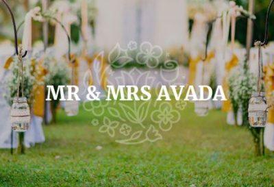 Free Website Templates - Wedding
